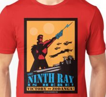The 9th Ray Is Here!  Unisex T-Shirt