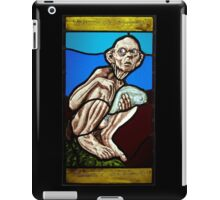 Gollum (Stained Glass) iPad Case/Skin