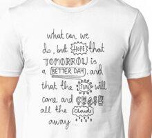 Tomorrow Unisex T-Shirt