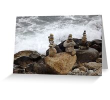 Peace & Tranquility Greeting Card