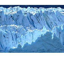 Glacier Blue Photographic Print