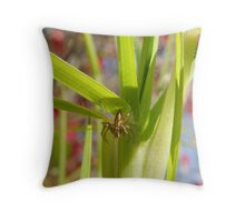 """Spike"" Throw Pillow"