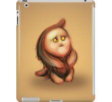 Scared Gluby iPad Case/Skin