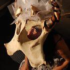 pelvis mask by Hayley Joyce