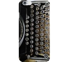 The Creator of Masterpieces iPhone Case/Skin