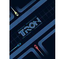 Tron Photographic Print