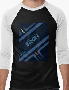 Tron Men's Baseball ¾ T-Shirt