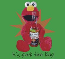 elmo's snack by branmattic