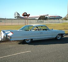 '61 Cadillac Coupe & Connie by Rod Wilkinson
