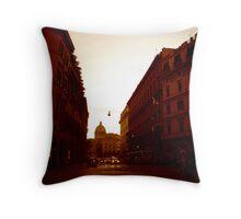 rome-ing - I Throw Pillow