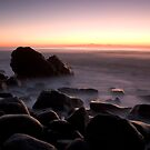 Burleigh Heads Sunrise by Ben Messina