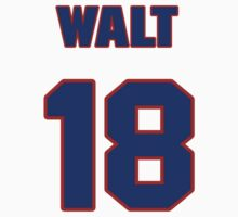 National baseball player Walt Ripley jersey 18 by imsport