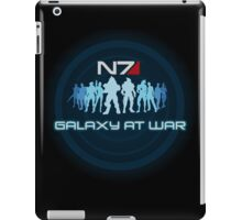 Mass Effect - Galaxy At War iPad Case/Skin