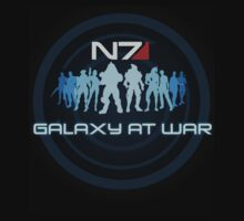 Mass Effect - Galaxy At War by mediocrememory