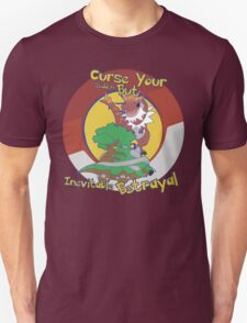 Curse Your Pokemon Betrayal  T-Shirt