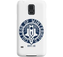 College of Winterhold Est. 1E Samsung Galaxy Case/Skin