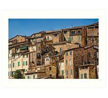 Siena / Italy Art Print