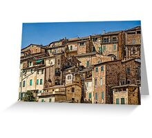 Siena / Italy Greeting Card