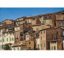 Siena / Italy Photographic Print