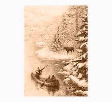 Winter Hunting Unisex T-Shirt