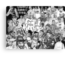 Cali Kings... Canvas Print