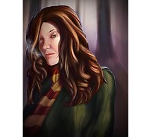 Hermione, Brightest Witch of her Age Photographic Print