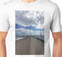 Torquay Pier Unisex T-Shirt