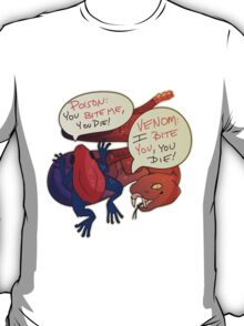 Venom and Poison T-Shirt