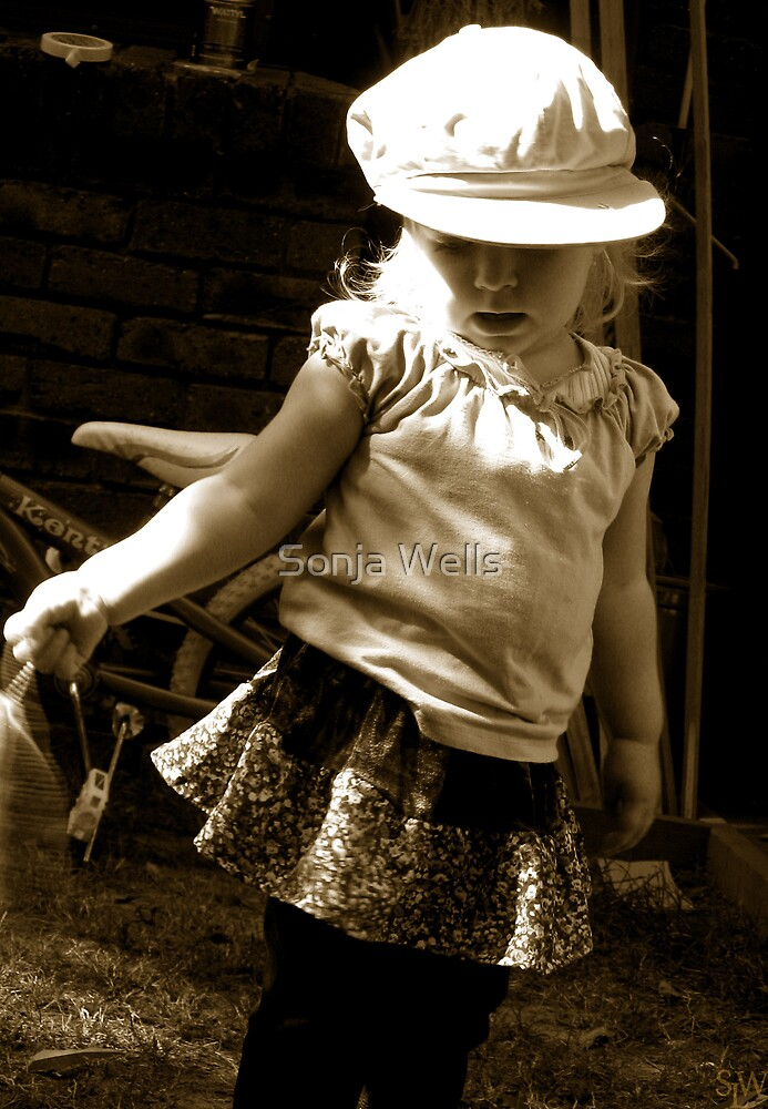 Fashion by Sonja Wells