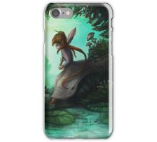 Fantasy rain  iPhone Case/Skin