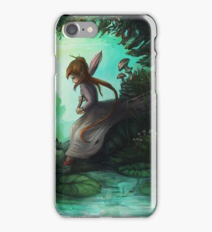 Fantasy rain  iPhone Case/Skin