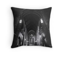 St. John's Cathedral (Spokane, WA) Throw Pillow
