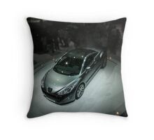 Peugeot unvailed Throw Pillow