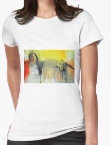 Golden Rain Womens Fitted T-Shirt