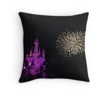 Nightime Spectacular Throw Pillow