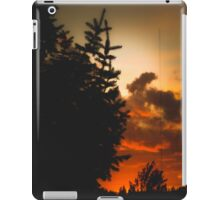 Sunset in Washington state iPad Case/Skin