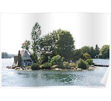 1000  Islands Ontario   Poster