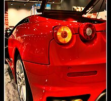 Red Car by Stephen Joso