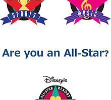 All Star Resorts by mbswiatek