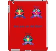 All Star Resorts iPad Case/Skin