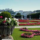Mirabell Garden, Salzburg by bubblehex08