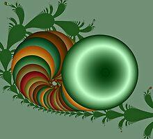 Inchworm by joanw