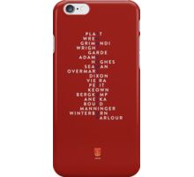"""Arsenal 1998 Double Winners - """"That sums it all up"""" iPhone Case/Skin"""