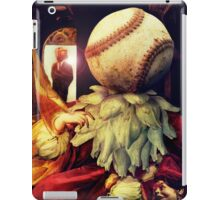 First Strike (Collaboration with Andy Nawroski)  iPad Case/Skin