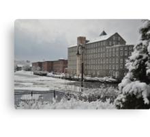Newmarket Mills Canvas Print