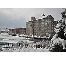 Newmarket Mills Photographic Print