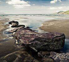 Inch Beach, County Kerry, Ireland by Viv van der Holst