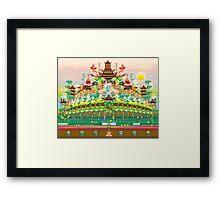 phenix kingdom Framed Print
