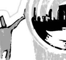 city people Sticker