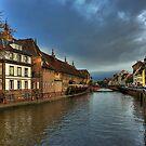 Strasbourg by Xandru